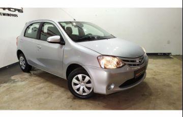 Toyota Etios XS 1.5 (Flex)