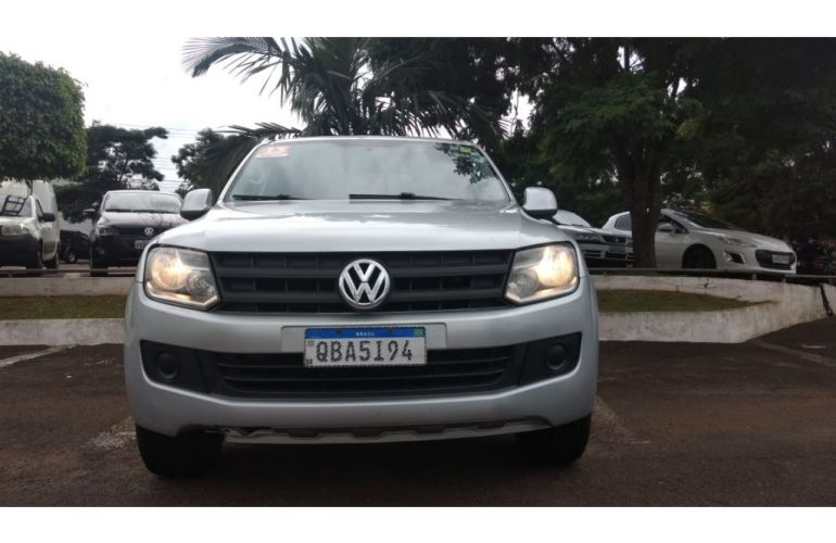 Volkswagen Amarok 2.0 TDi - Foto #2