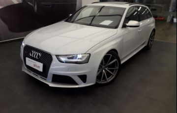 Audi RS4 Avant Quattro 4.2 FSI 32V
