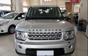 Land Rover Discovery 4 SE 4X4 3.0 Turbo V6 24V
