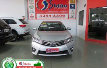 Toyota Corolla 2.0 XEi Multi-Drive S (Flex)