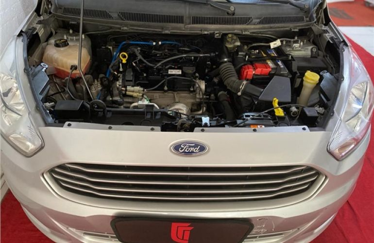 Ford Ka + 1.0 SE 12v Flex 4p Manual - Foto #7