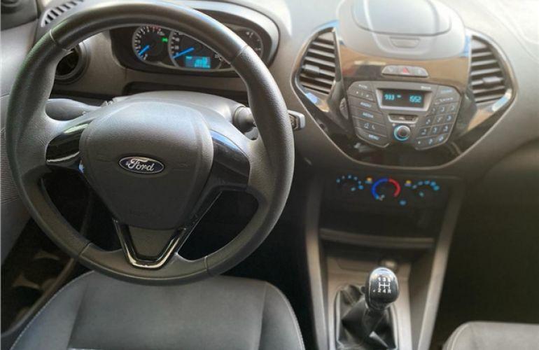 Ford Ka + 1.0 SE 12v Flex 4p Manual - Foto #10