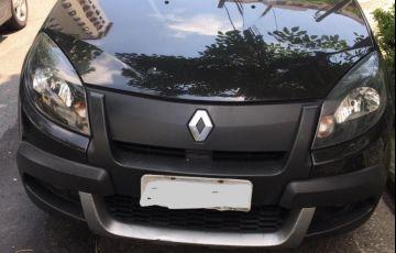 Renault Sandero Stepway 1.6 16V (Flex)