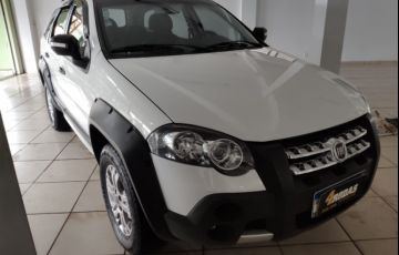 Fiat Weekend Adventure 1.8 E.torQ (Flex) - Foto #1
