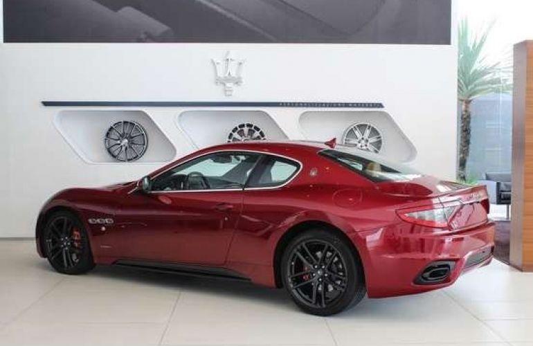 Maserati Gran Turismo S 4.7 V8 32V - Foto #2
