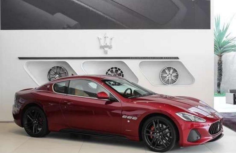 Maserati Gran Turismo S 4.7 V8 32V - Foto #3