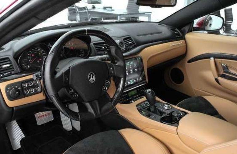 Maserati Gran Turismo S 4.7 V8 32V - Foto #5