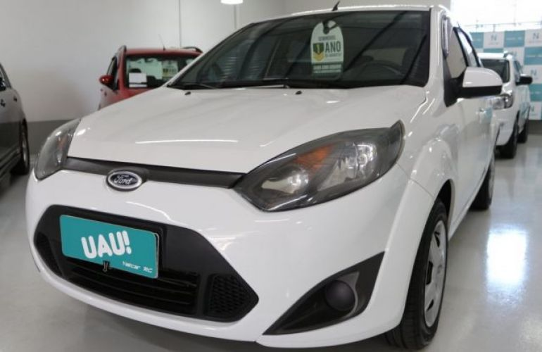 Ford Fiesta 1.0 8V Flex - Foto #1