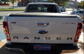 Ford Ranger Limited Plus 4x4 Cabine Dupla 3.2 - Foto #7