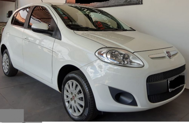 Fiat Palio Attractive 1.0 Evo (Flex) - Foto #1