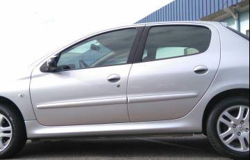 Peugeot 206 Hatch. Allure 1.6 16V (flex) - Foto #3