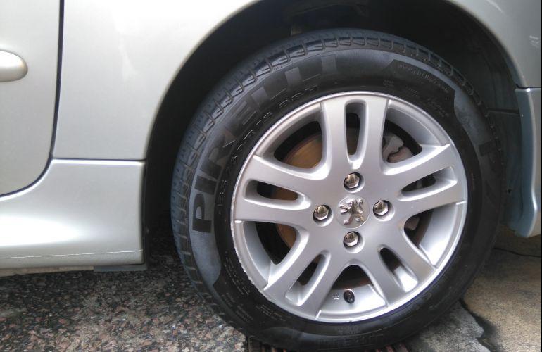 Peugeot 206 Hatch. Allure 1.6 16V (flex) - Foto #9
