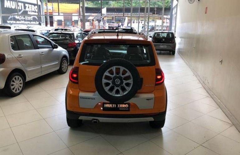 Volkswagen Crossfox I-Motion 1.6 Mi 8V Total Flex - Foto #9
