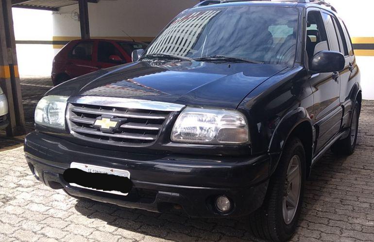 Chevrolet Tracker 4x4 2.0 16V - Foto #1