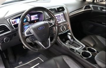 Ford Fusion Titanium 2.5 GTDI 16V - Foto #8