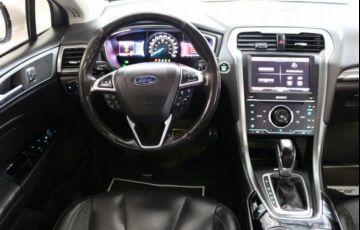 Ford Fusion Titanium 2.5 GTDI 16V - Foto #9