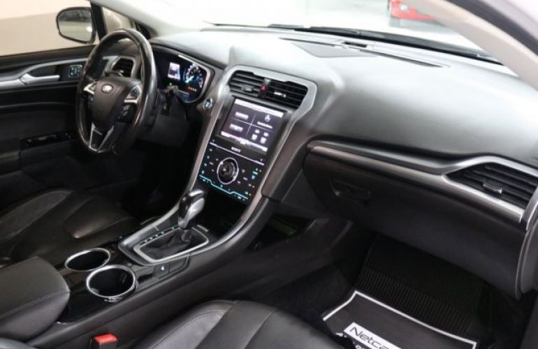 Ford Fusion Titanium 2.5 GTDI 16V - Foto #10