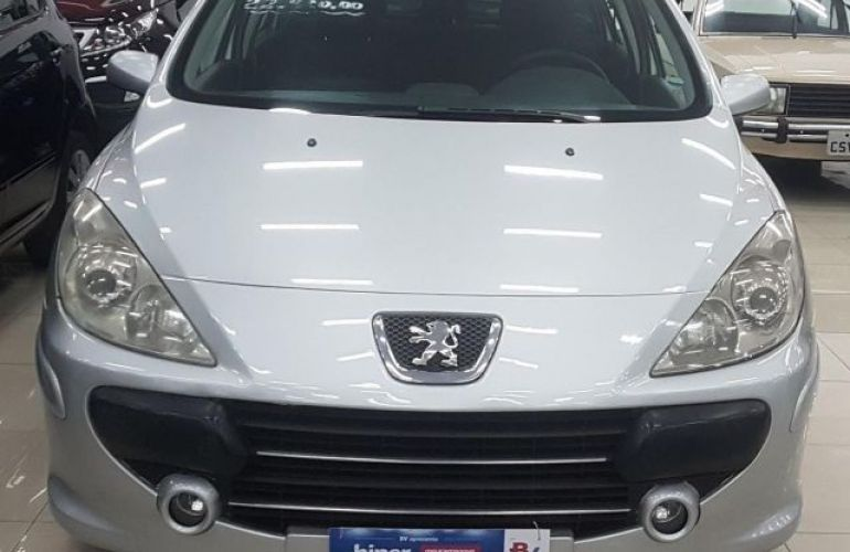 Peugeot 307 Presence 1.6 16V Flex - Foto #1