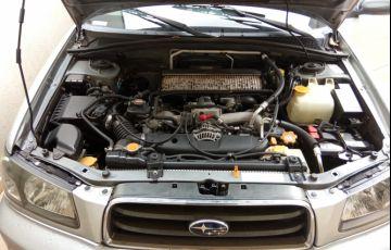 Subaru Forester S 4x4 2.0 16V Turbo (aut)