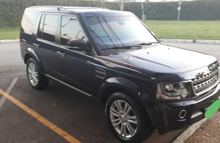 Land Rover Discovery 3.0 SDV6 SE 4WD - Foto #1