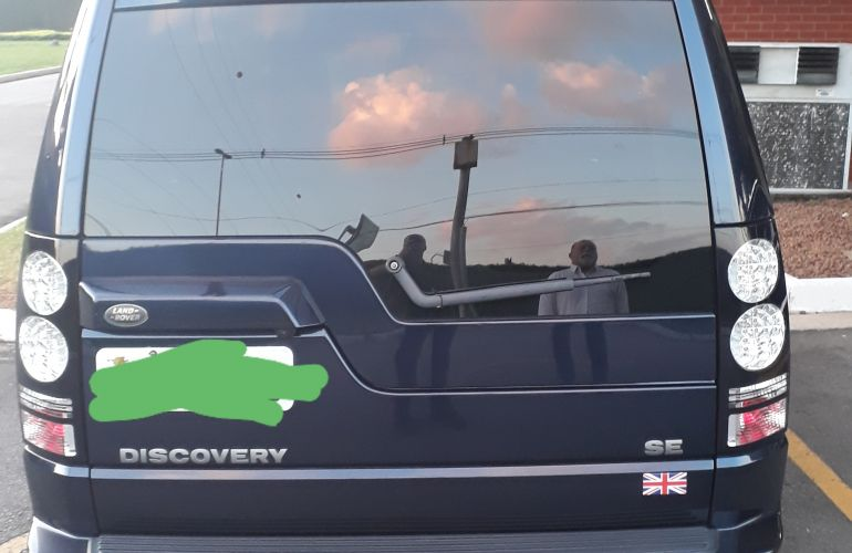 Land Rover Discovery 3.0 SDV6 SE 4WD - Foto #7