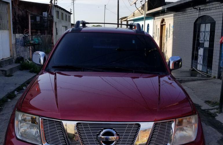 Nissan Frontier LE 4x4 2.5 16V (cab. dupla) (aut) - Foto #4