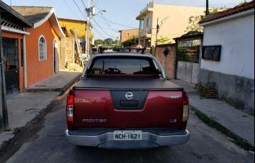 Nissan Frontier LE 4x4 2.5 16V (cab. dupla) (aut) - Foto #6