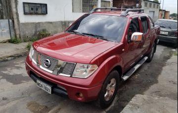 Nissan Frontier LE 4x4 2.5 16V (cab. dupla) (aut) - Foto #9