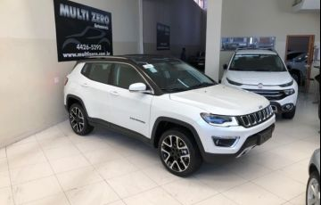 Jeep Compass Limited  AT9 4X4 2.0 16V - Foto #1