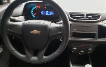 Chevrolet Onix 1.0 MPFi LS 8V Flex 4p Manual - Foto #10