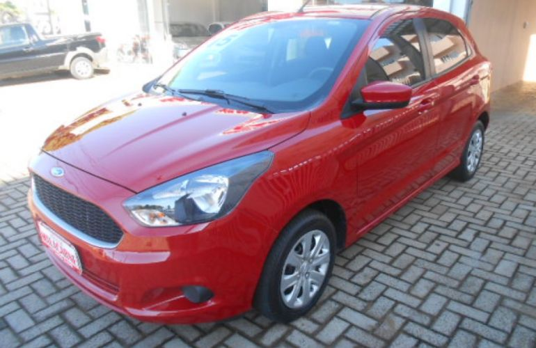 Ford Ka Hatch SE 1.0 (Flex) - Foto #1