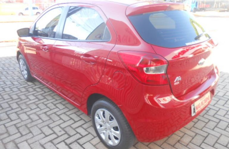 Ford Ka Hatch SE 1.0 (Flex) - Foto #4