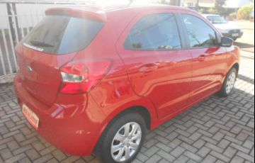 Ford Ka Hatch SE 1.0 (Flex) - Foto #5