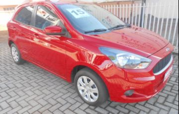Ford Ka Hatch SE 1.0 (Flex) - Foto #7