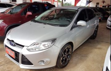 Ford Focus Fastback Titanium 2.0 PowerShift