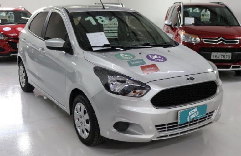 Ford KA + SE 1.5 Sigma - Foto #3