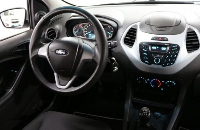 Ford KA + SE 1.5 Sigma - Foto #9