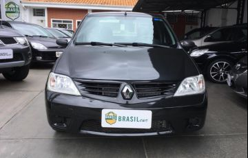 Renault Logan Expression 1.6 8V Hi-Torque (flex)