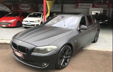 BMW 550i 4.4 32V