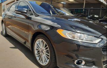 Ford Fusion 2.0 16V FWD GTDi Titanium (Aut) - Foto #2