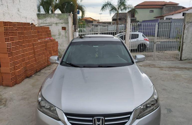 Honda Accord Sedan EX 3.5 V6 (aut) - Foto #1