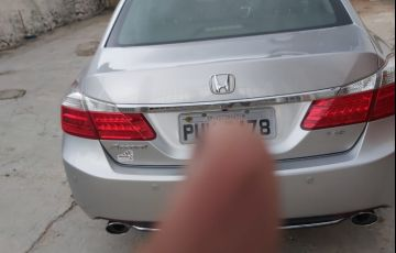 Honda Accord Sedan EX 3.5 V6 (aut) - Foto #2