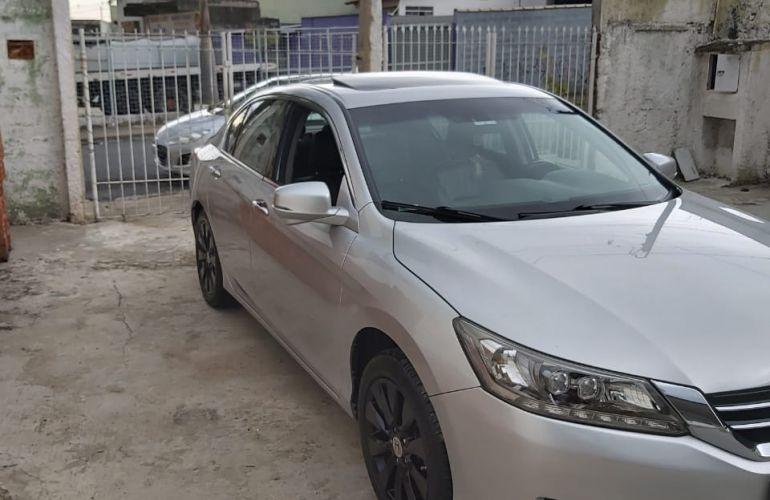 Honda Accord Sedan EX 3.5 V6 (aut) - Foto #3