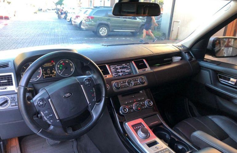 Land Rover Range Rover Sport 3.0 Sdv6 Hse - Foto #10
