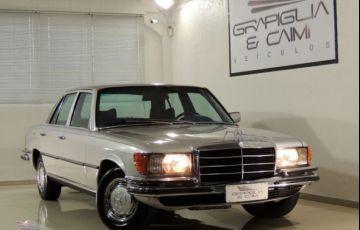 Mercedes-Benz 280 S 2.8 6c