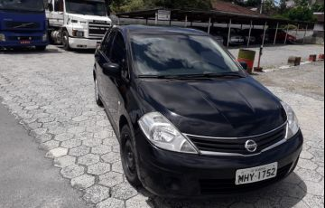 Nissan Tiida Sedan 1.8 16V (Flex)