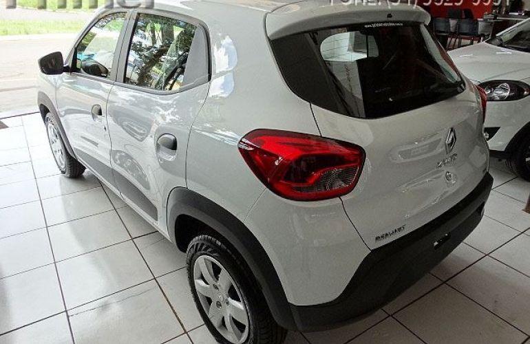 Renault KWID Zen 1.0 12V - Foto #5