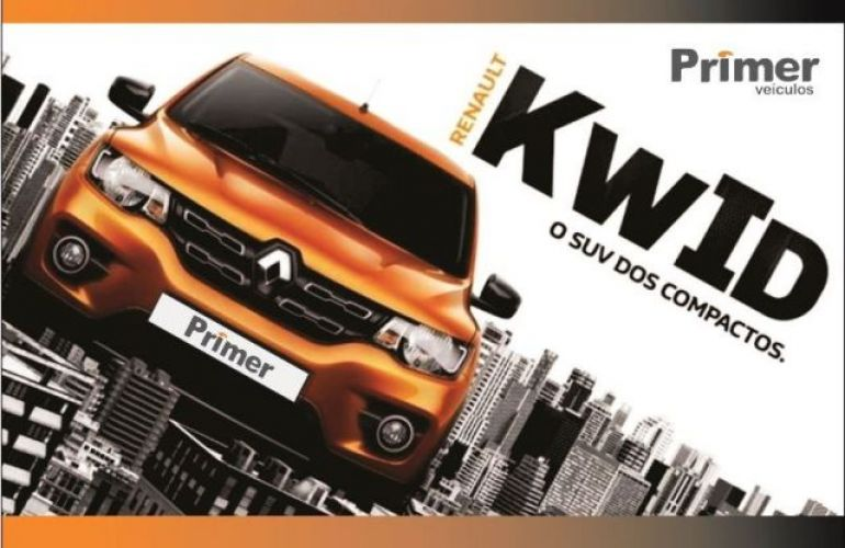 Renault KWID Zen 1.0 12V - Foto #8