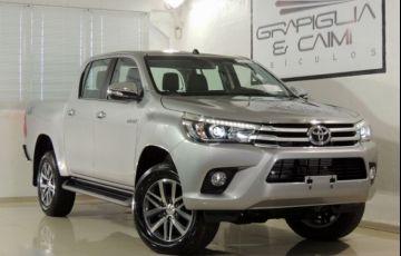 Toyota Hilux SRX AT 4X4 2.8L 16V DOHC